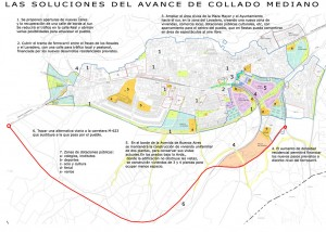 folleto Avance Collado Mediano